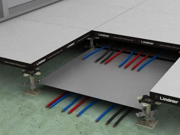 Raised Flooring System - Flooring